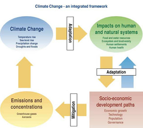 ESS Topic 7 3: Climate change – Mitigation and Adaptation